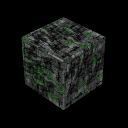 Borg Scout Cube
