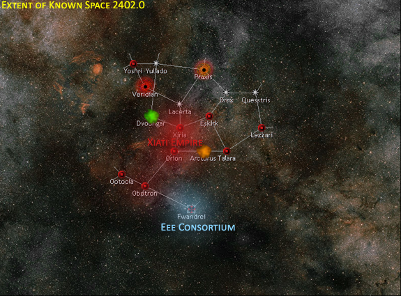 Map of Known Space 2402.0