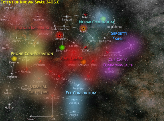 Map of Known Space 2406.0