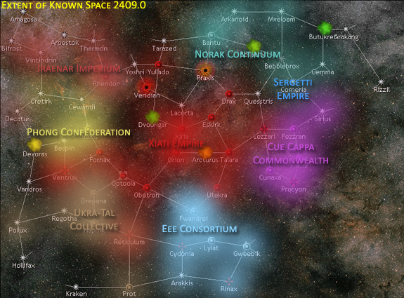 Map of Known Space 2407.0