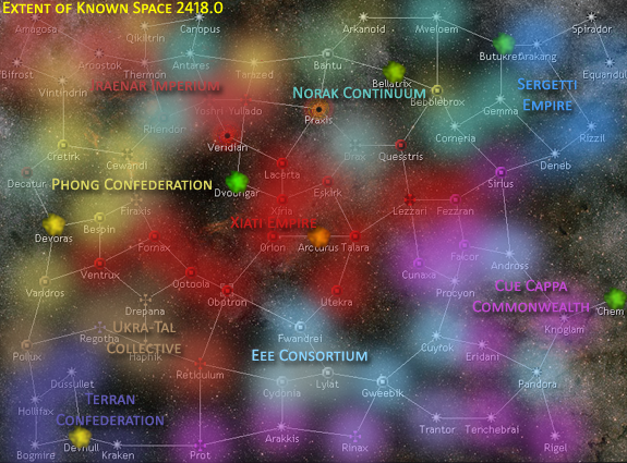 Map of Known Space 2418.0