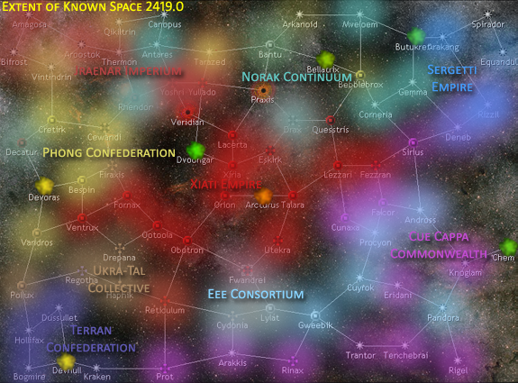 Map of Known Space 2419.0