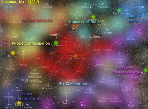 Map of Known Space 2422.0