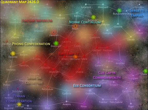 Map of Known Space 2426.0