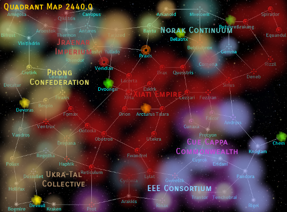 Map of Known Space 2440.0